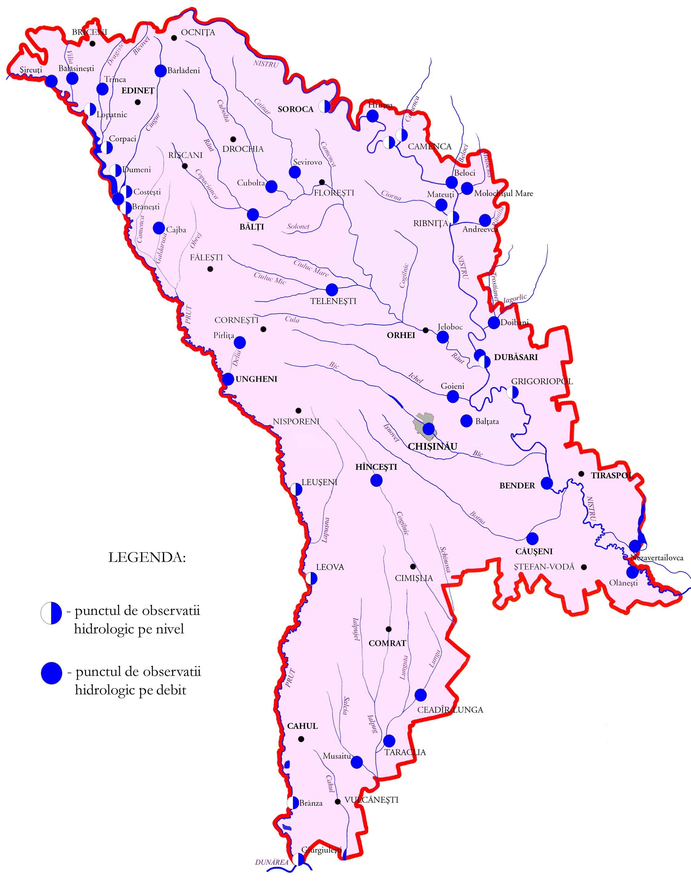 Directia Hidrologie